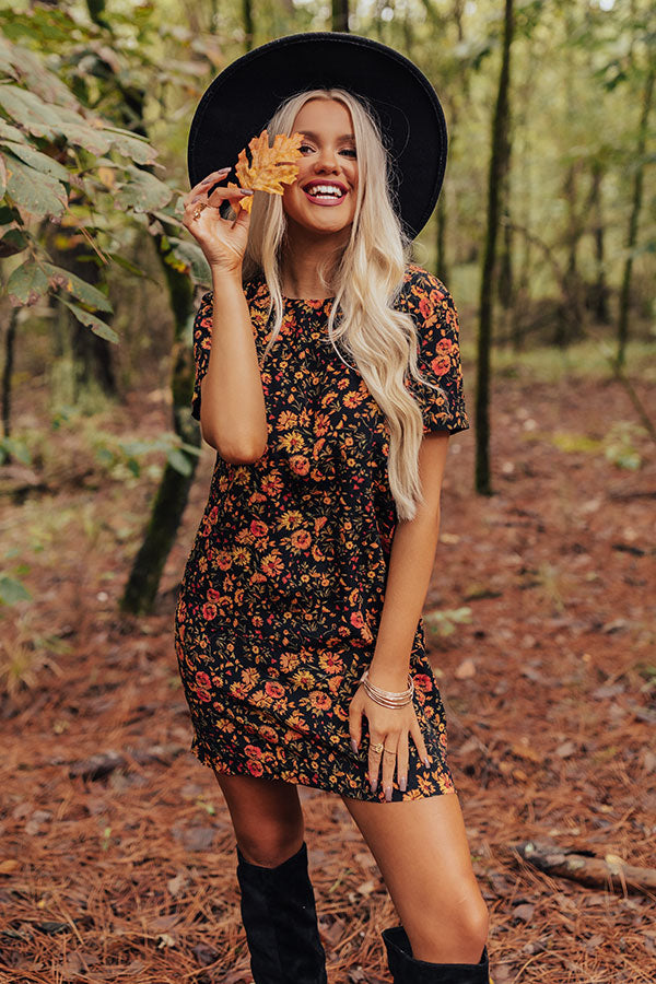 Good Weather Floral Dress