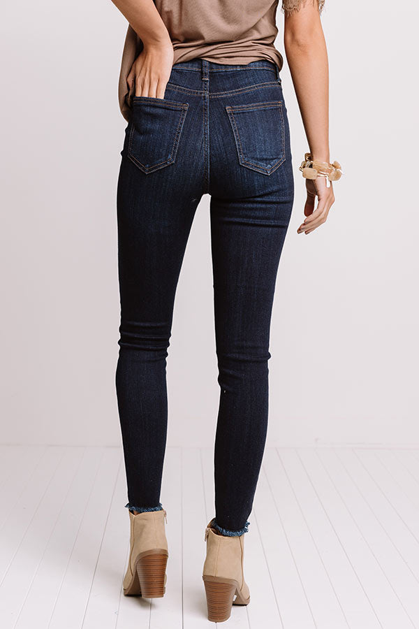The Westin High Waist Ankle Skinny