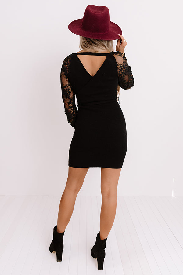 Dreams Of NYC Lace Dress