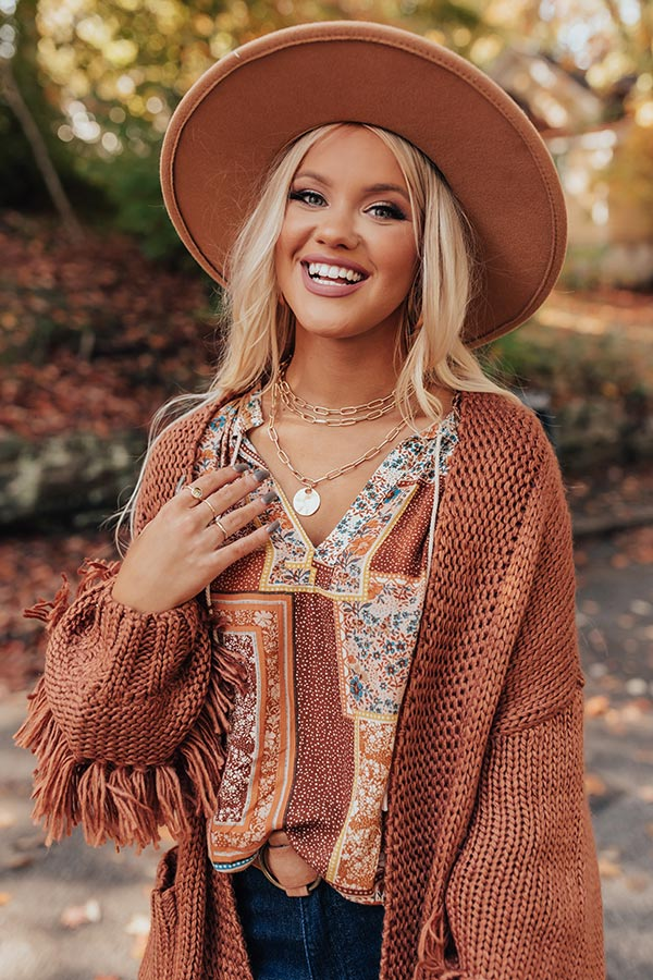 Out In The Town Layered Necklace