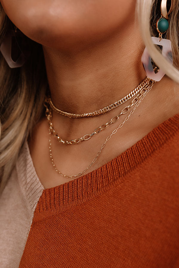 Intermission Layered Necklace