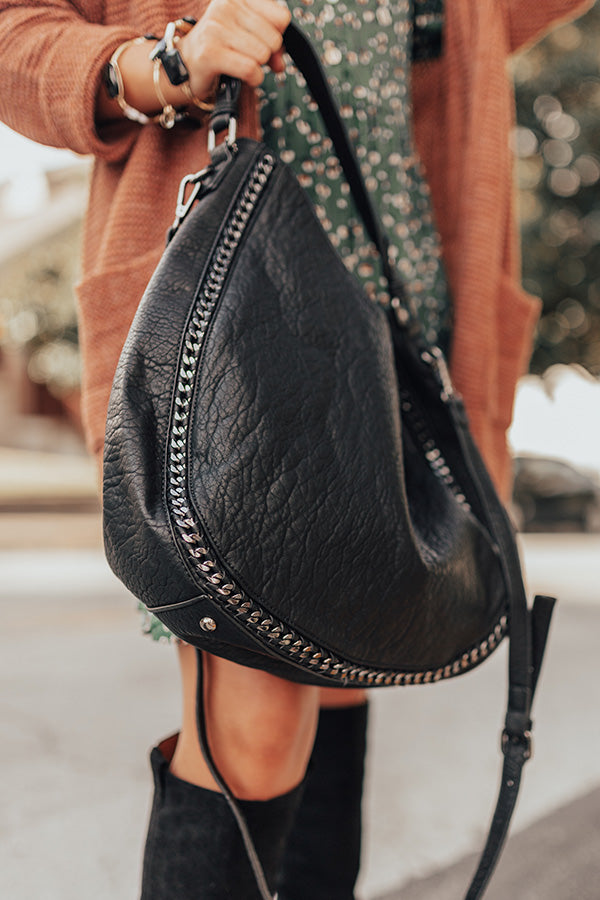 All Day Everyday Tote In Black