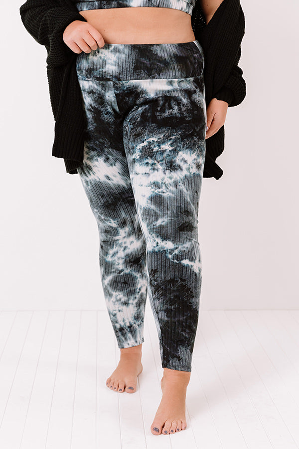 Lady Of Leisure Tie Dye Legging