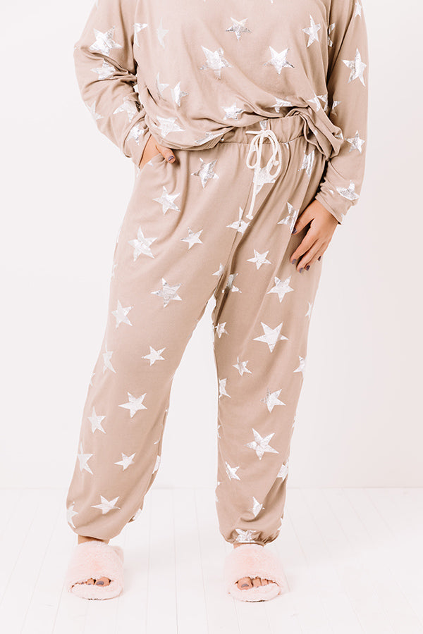 Stargazing And Smooches Joggers