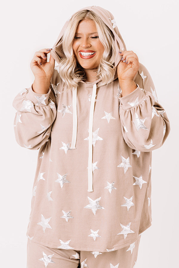 Stars In Your Eyes Hoodie
