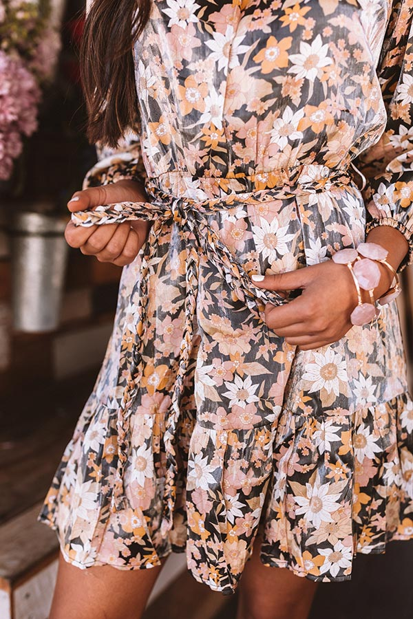 Dose Of Dreamy Floral Dress