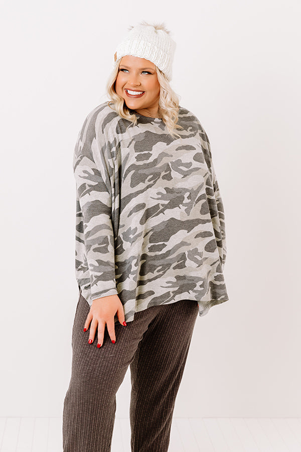 Colorado Smiles Camo Tunic