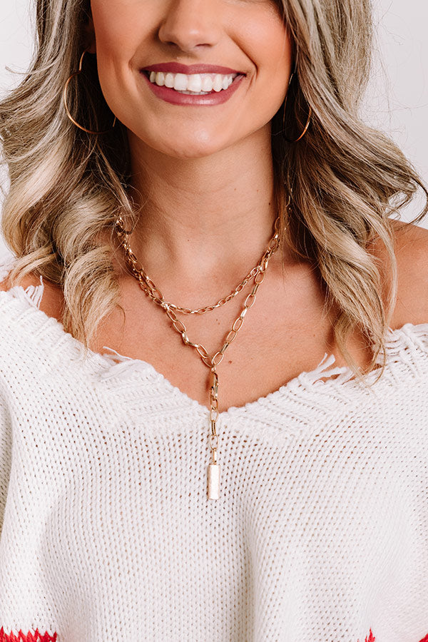 Everyday Details Necklace