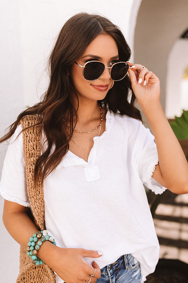 Quay Jezabell Twist Sunnies