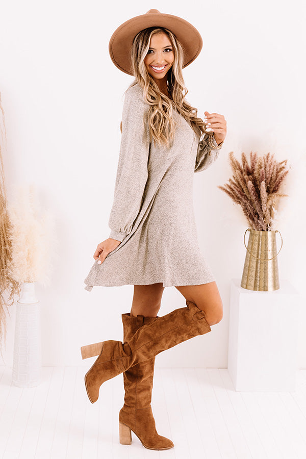 Favorite Places Shift Dress