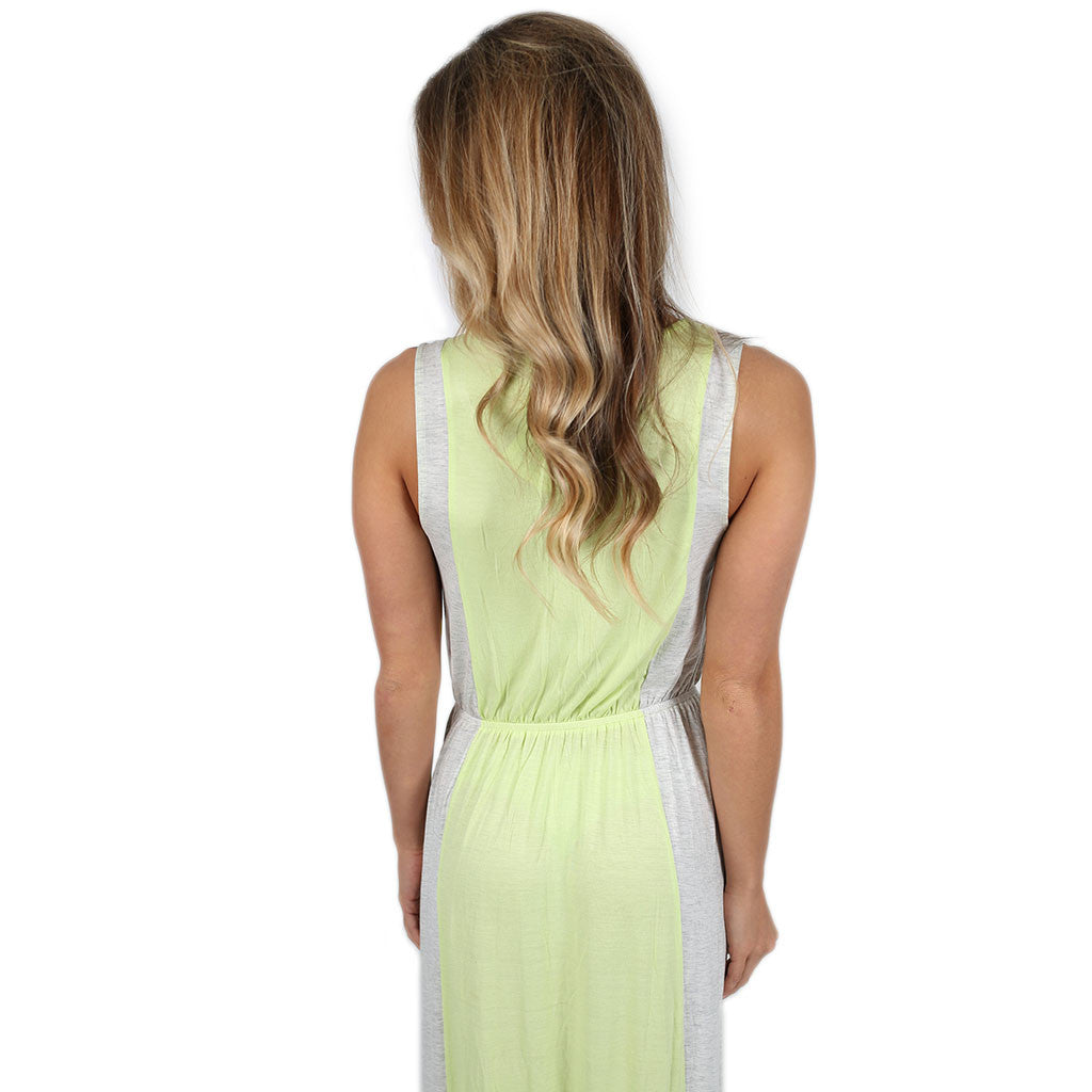 Now That's Divine Maxi in Lime