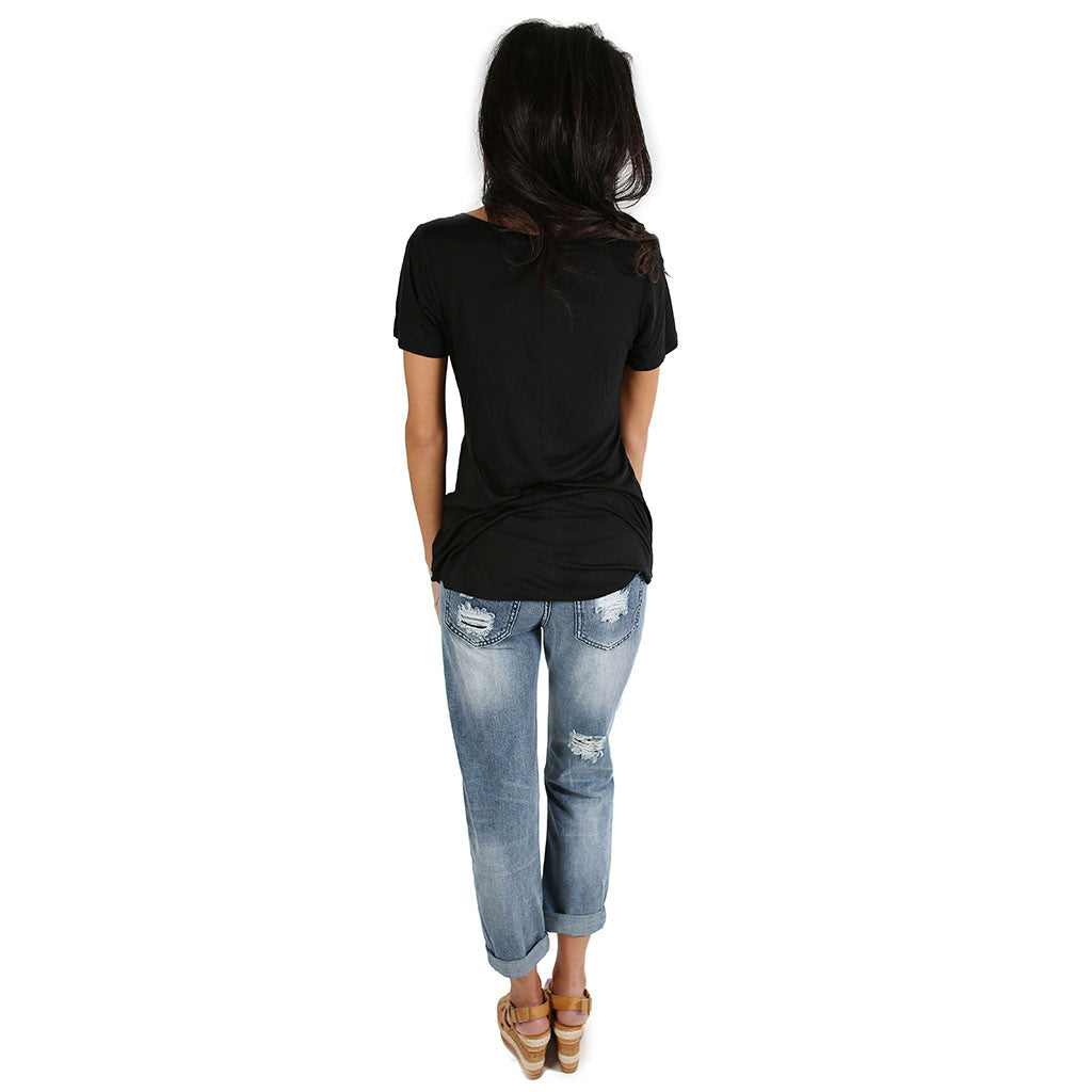 Personality Perfect Tee Black