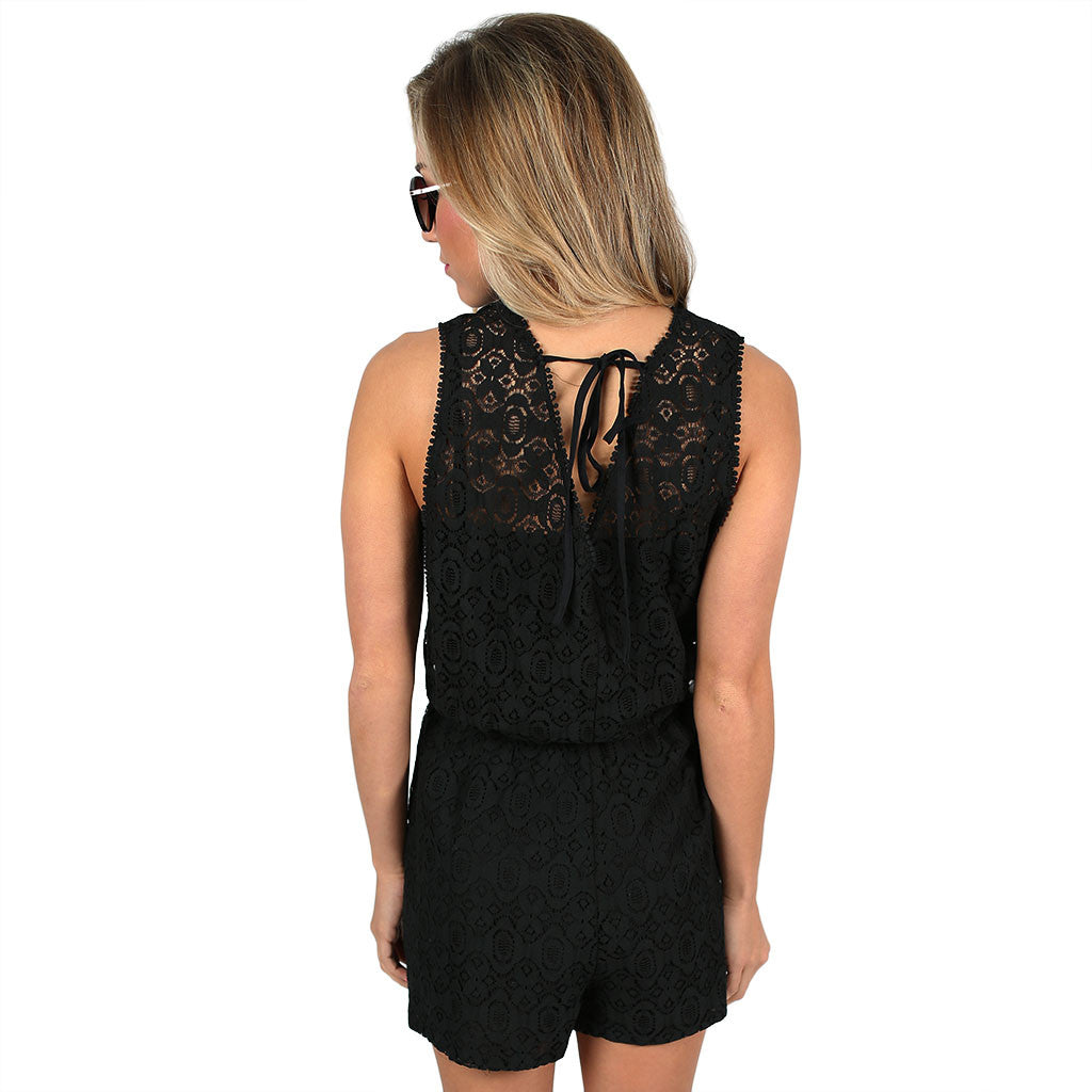 The Heartbreaker Romper