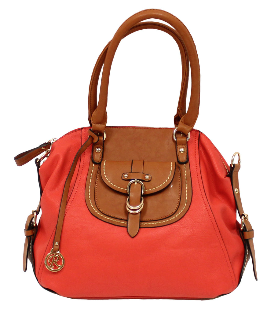 Downtown Date Night Bag Red