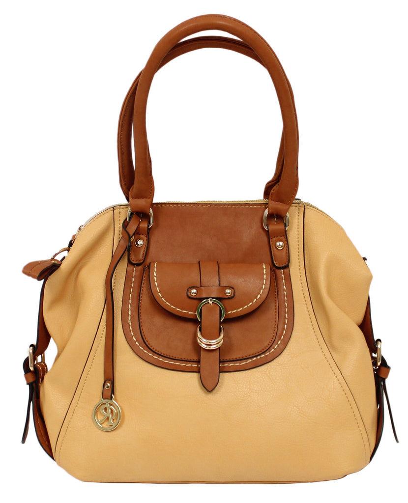 Downtown Date Night Bag Camel