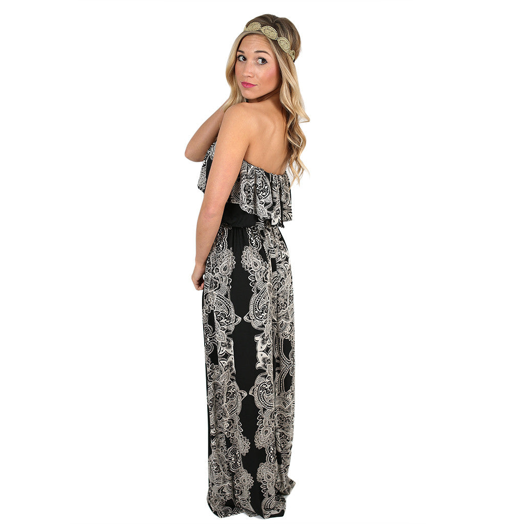Beach Bound Beauty Maxi