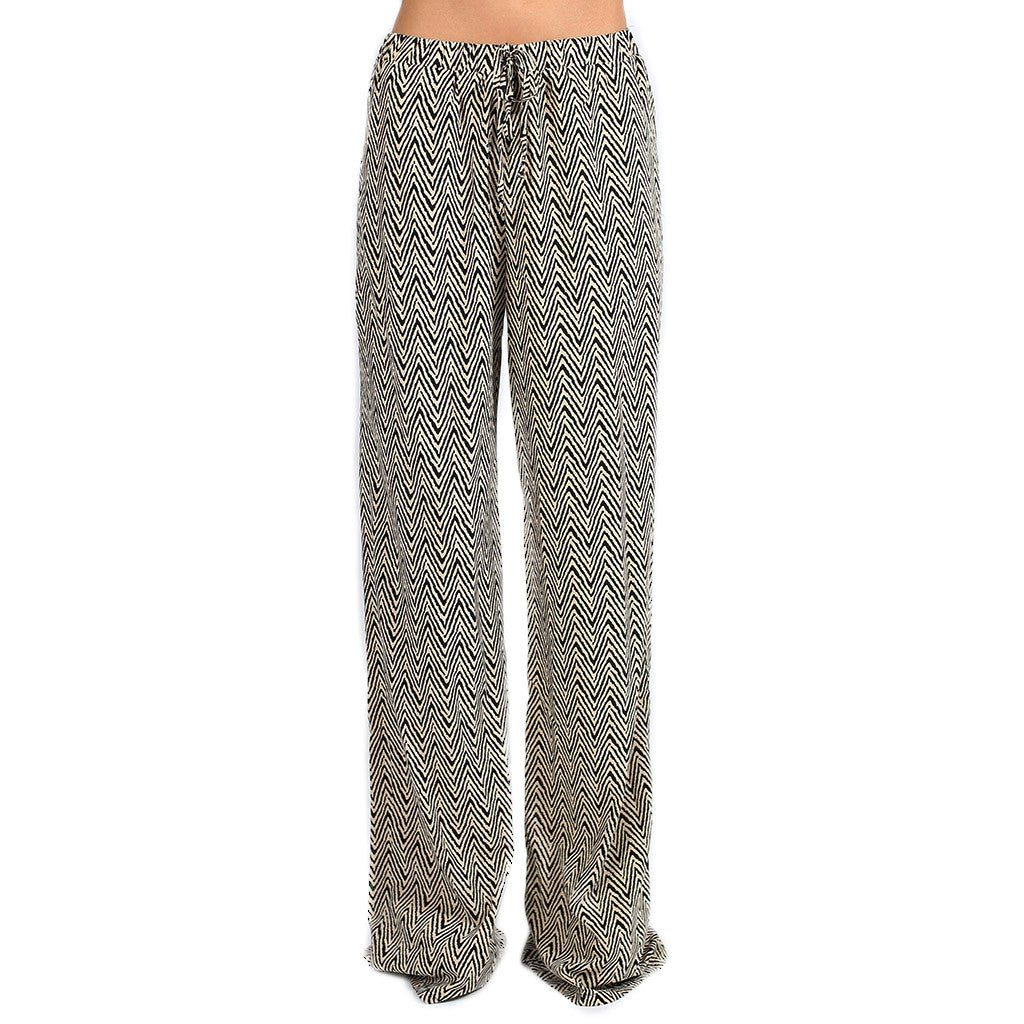 Beverly Hills Beauty Pant in Taupe