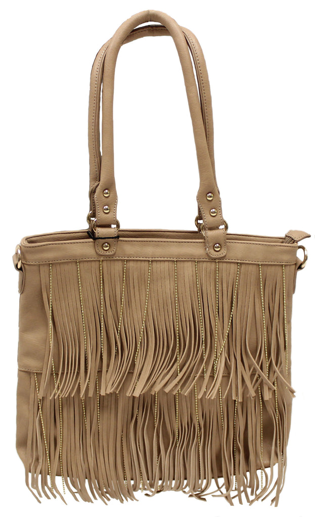 Fringe with Benefits Bag