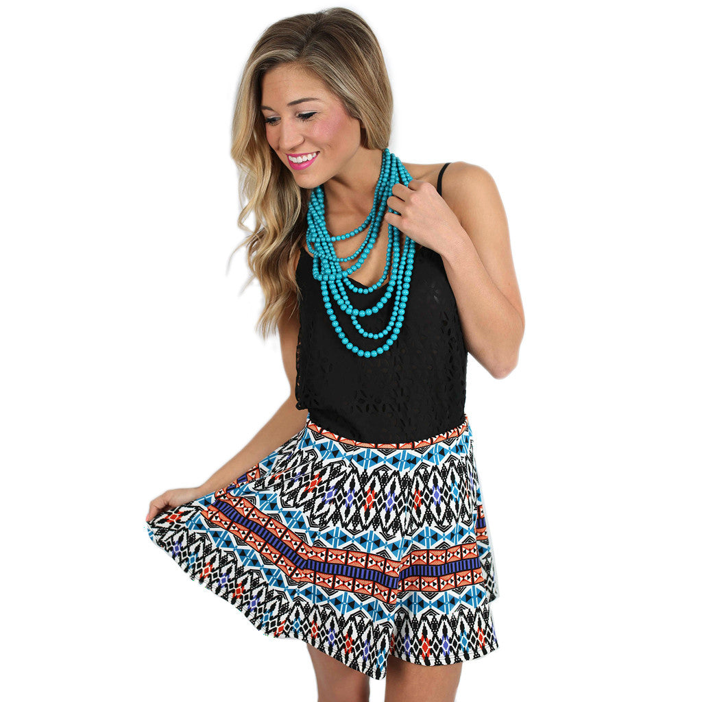Style Me Pretty Skirt