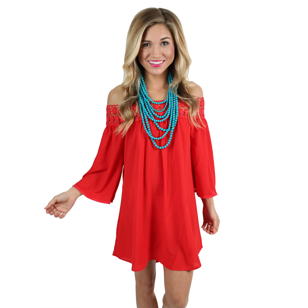 Inner Beauty Top in Red