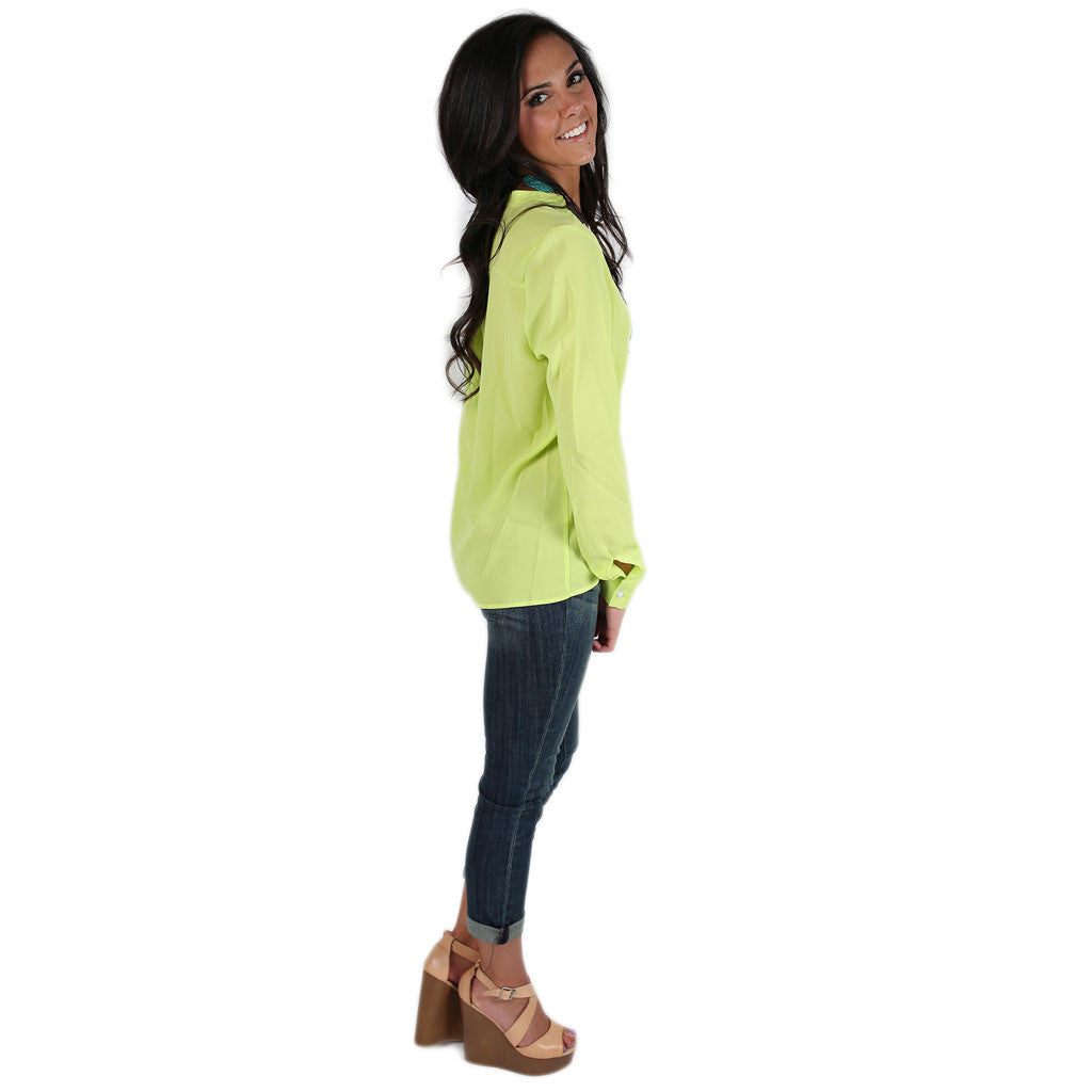 Capri Divine in Lime