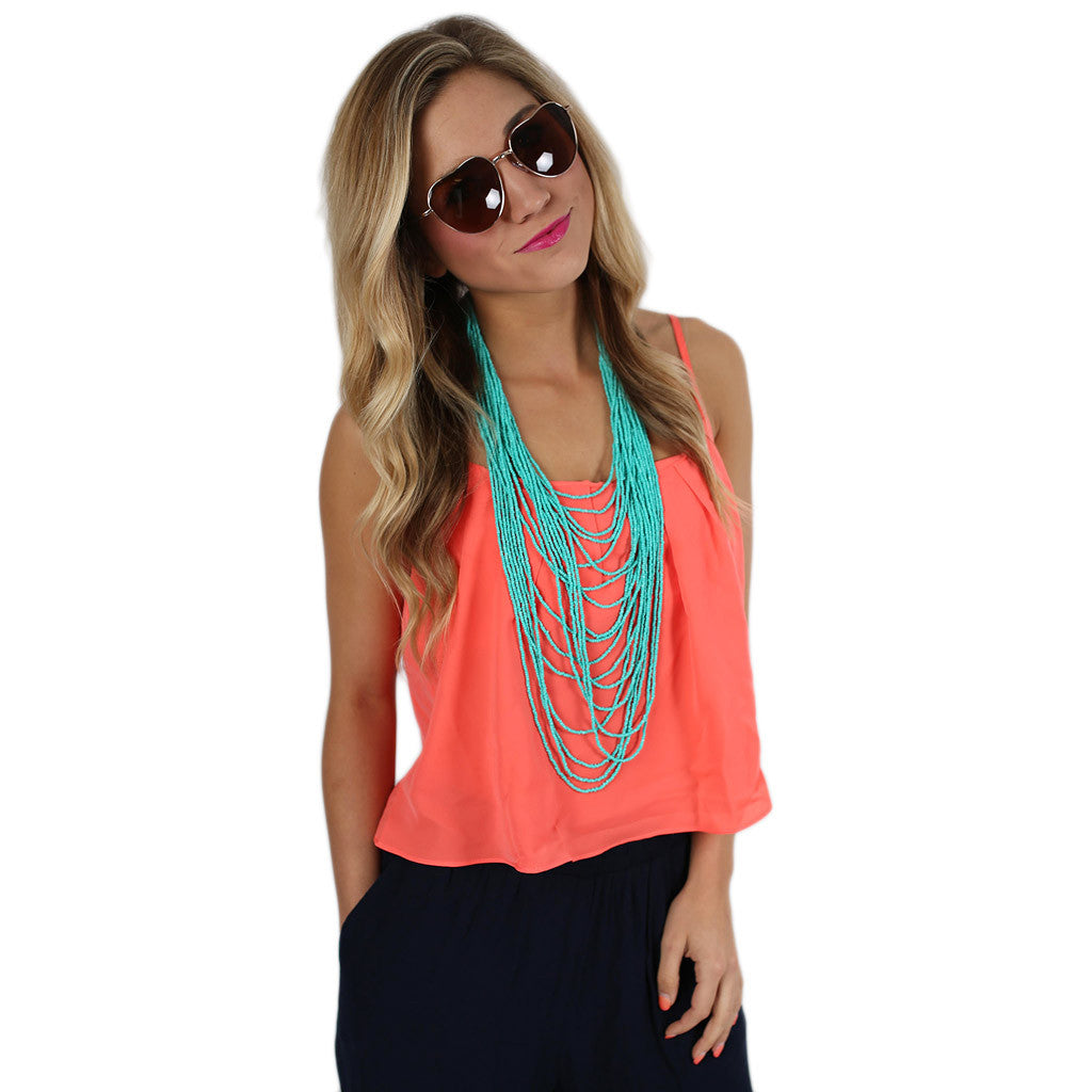 Summer Secrets Neon Orange