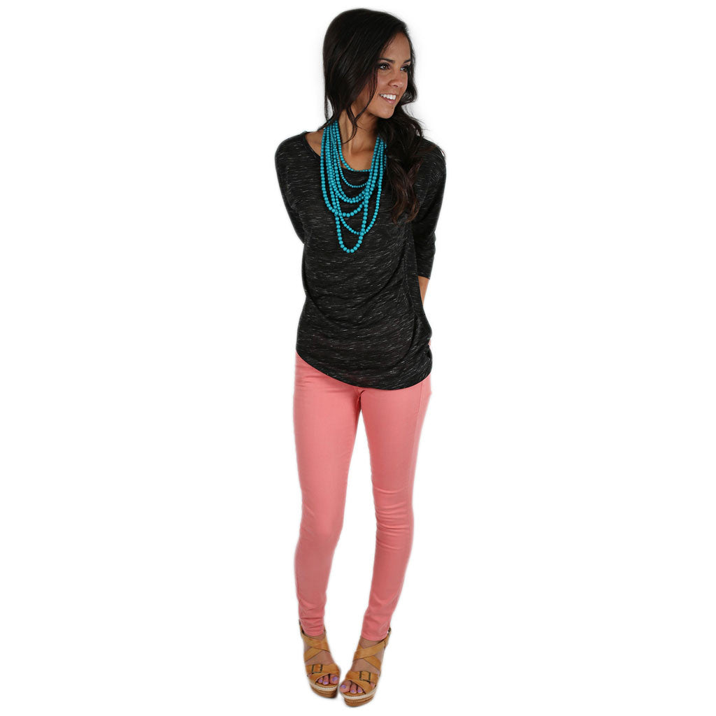 Iconic Skinny Jean in Nantucket Red