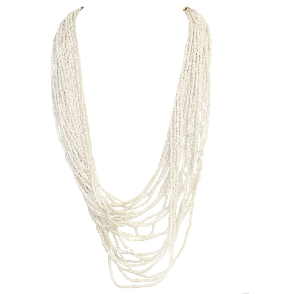 Bahamas Bound Necklace Ivory
