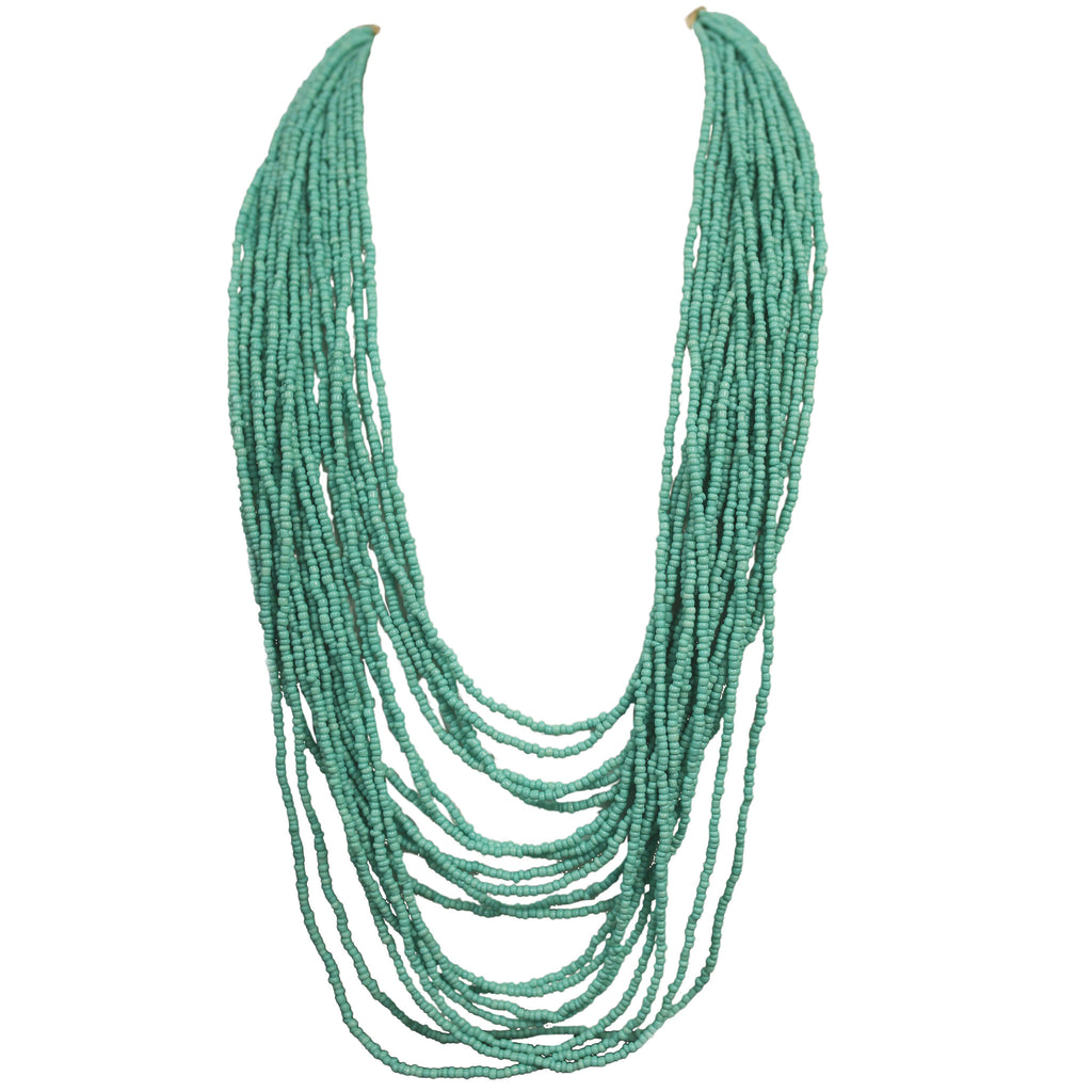 Bahamas Bound Necklace Mint