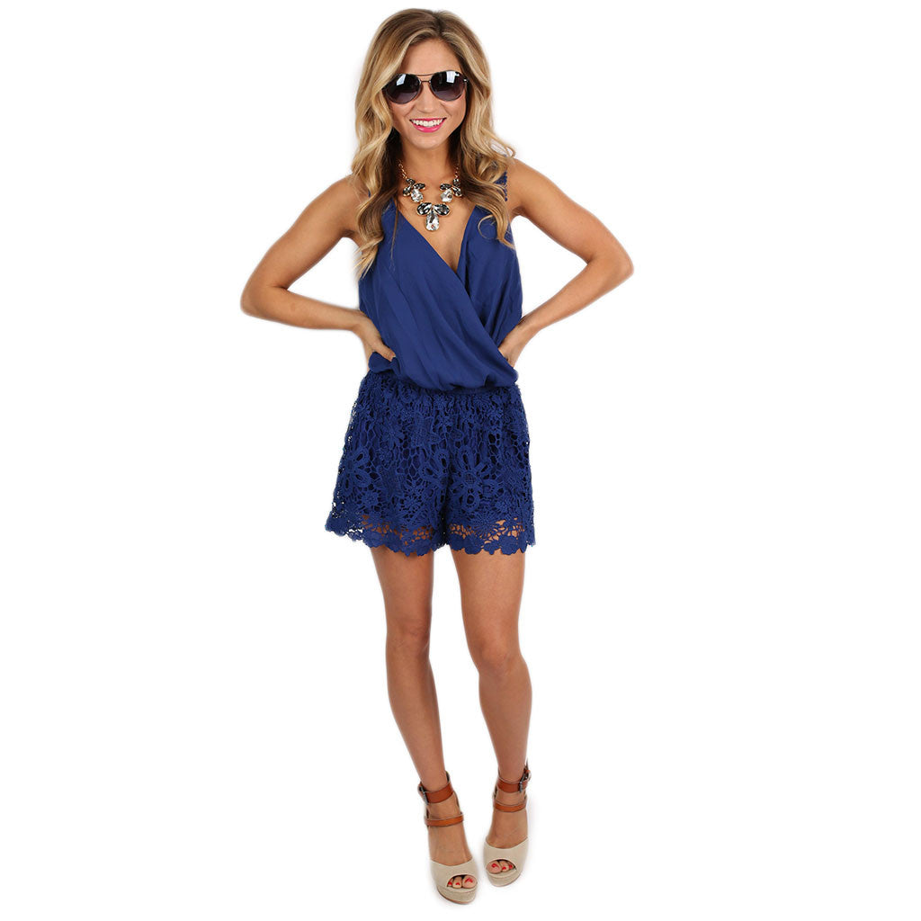 Crochet & Crushes Romper