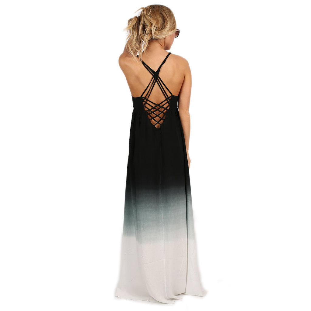The Alexis Maxi in Black
