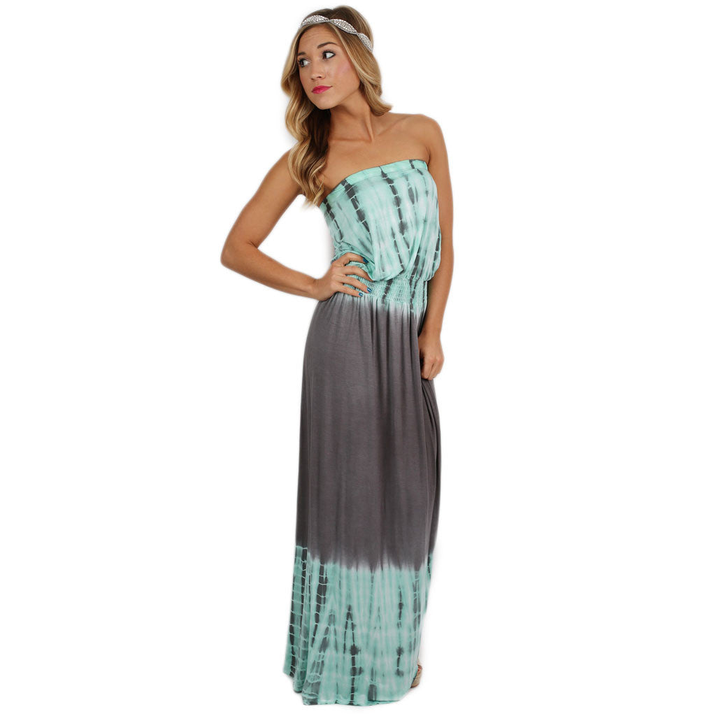 Taking On The Tropics Maxi