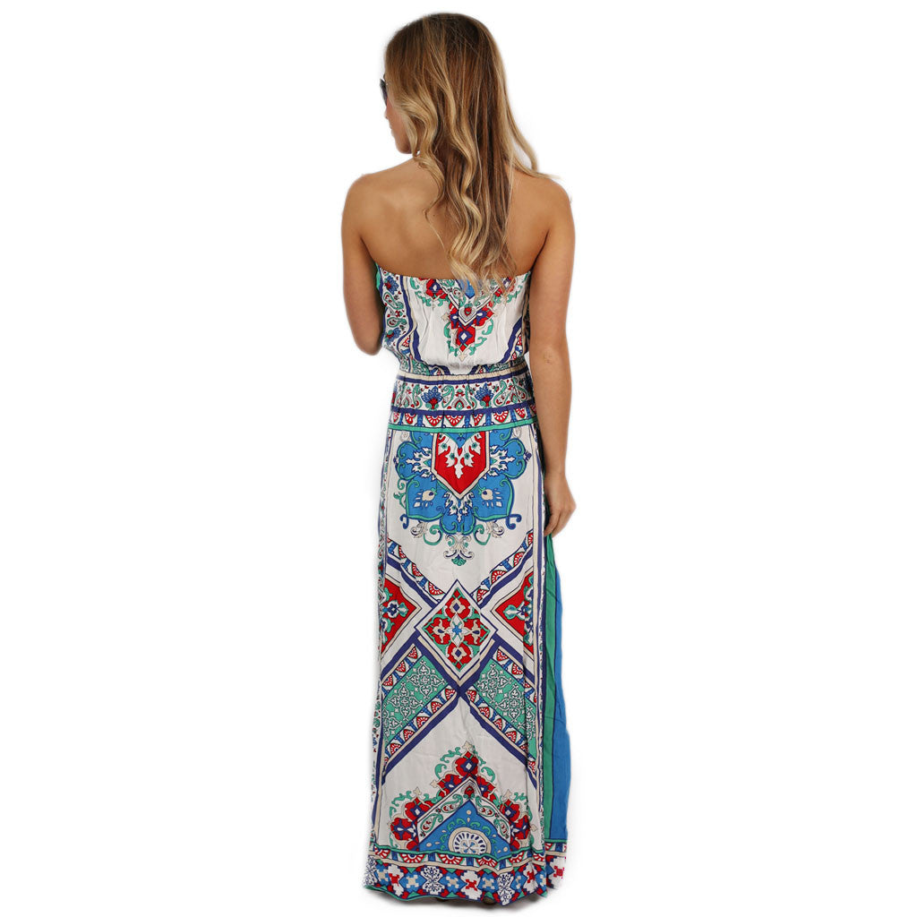 Coast To Coast Maxi in Blue