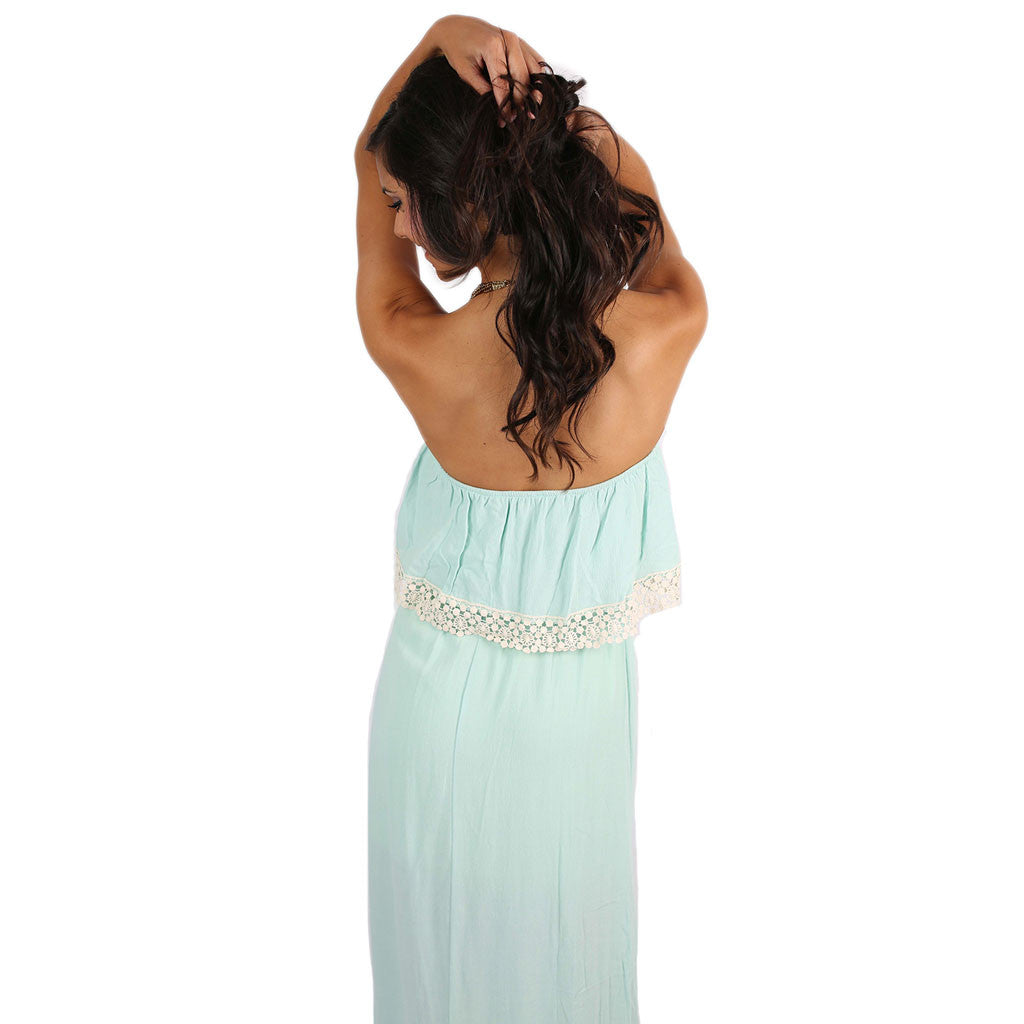 Oh-La-Luxe Maxi in Mint