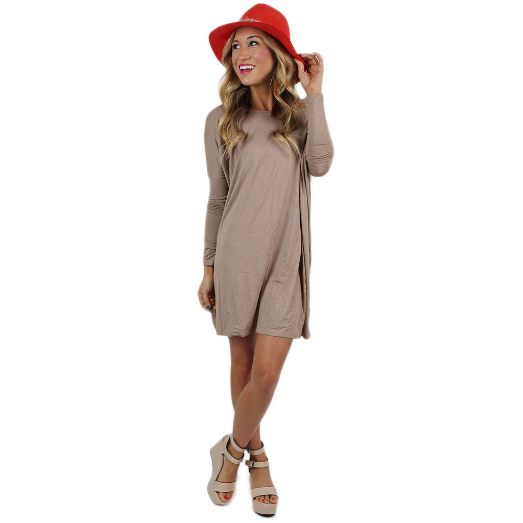 PIKO Tunic in Latte