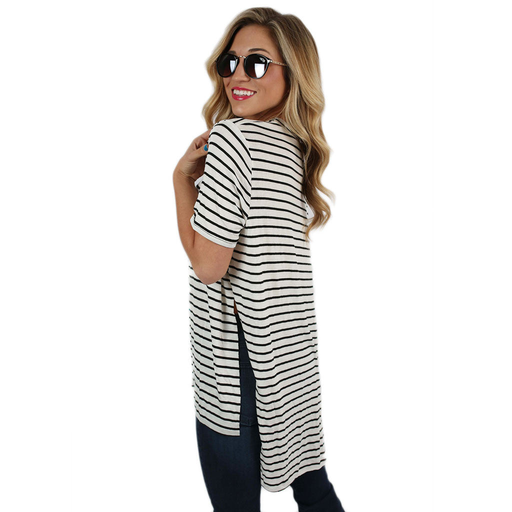 Smitten For Stripes
