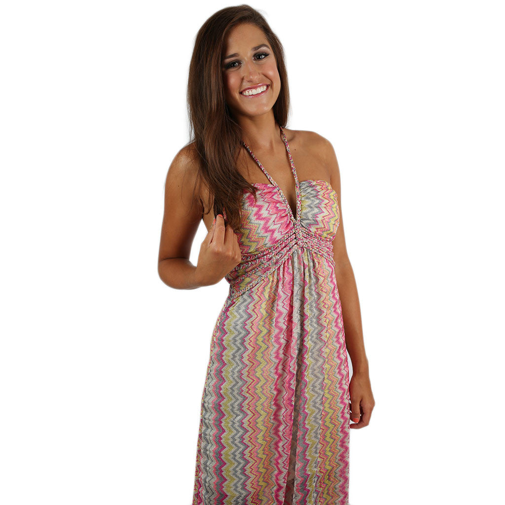 The Zig To My Zag Maxi