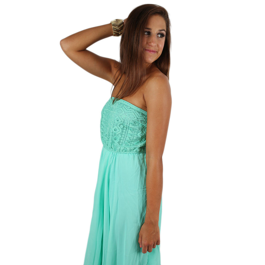 Sail Away Maxi in Mint