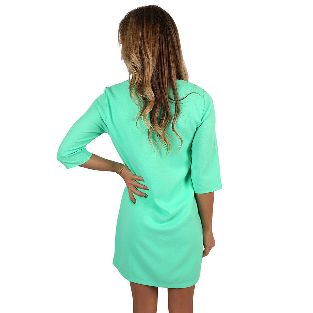 Dress Like A Lady in Mint