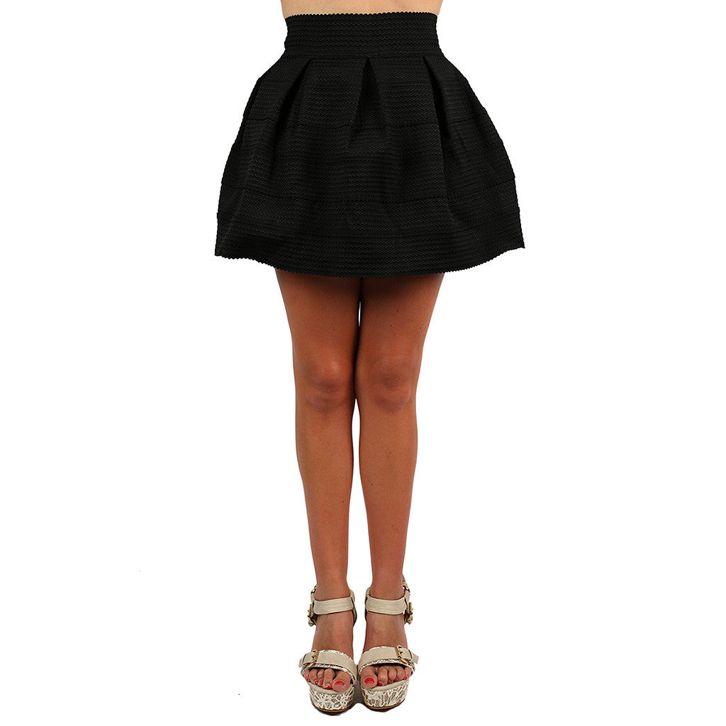 Got To Have It Skirt in Black