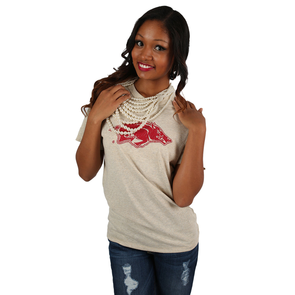 Unisex Eco Distressed Hog Tee