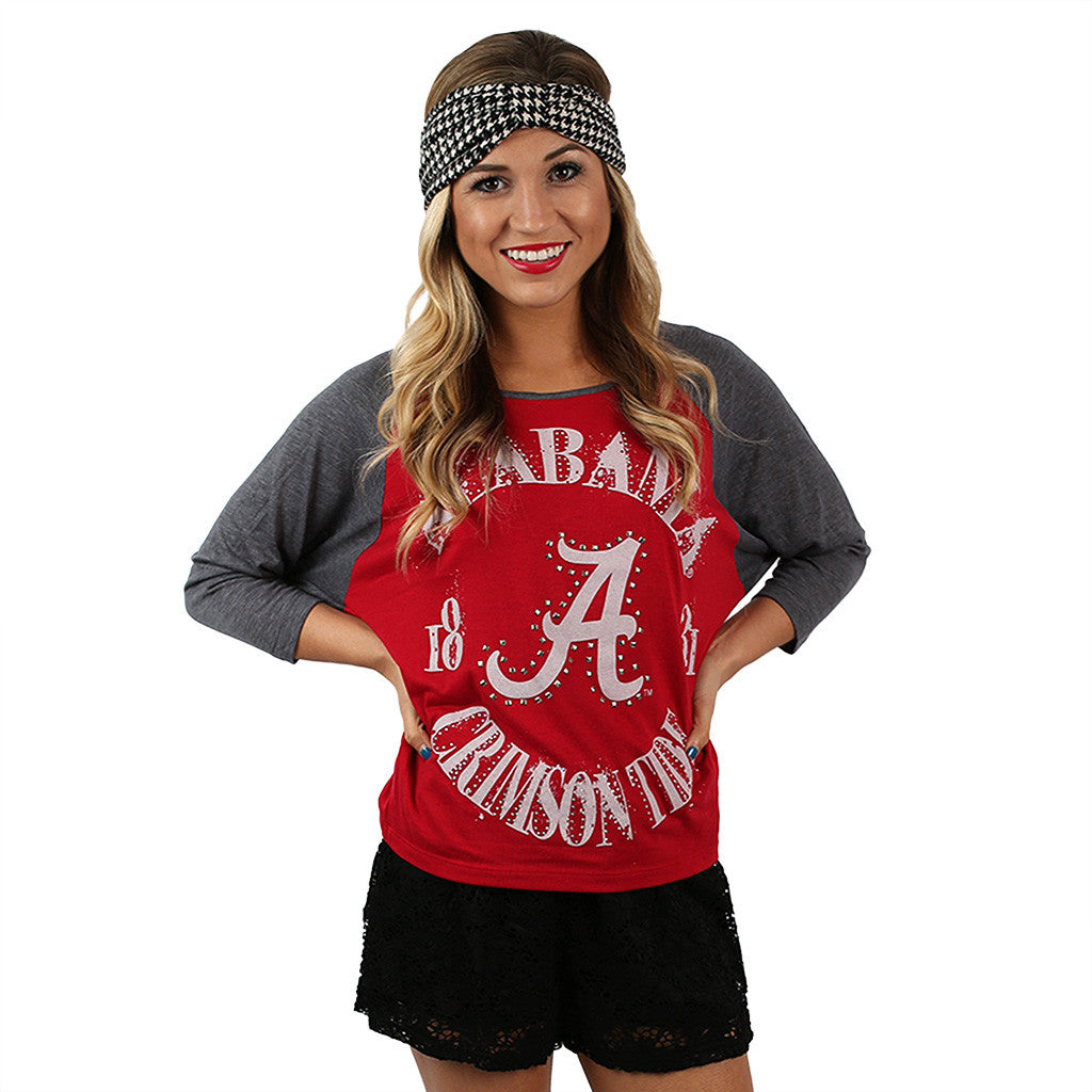 Vintage Dolman University of Alabama