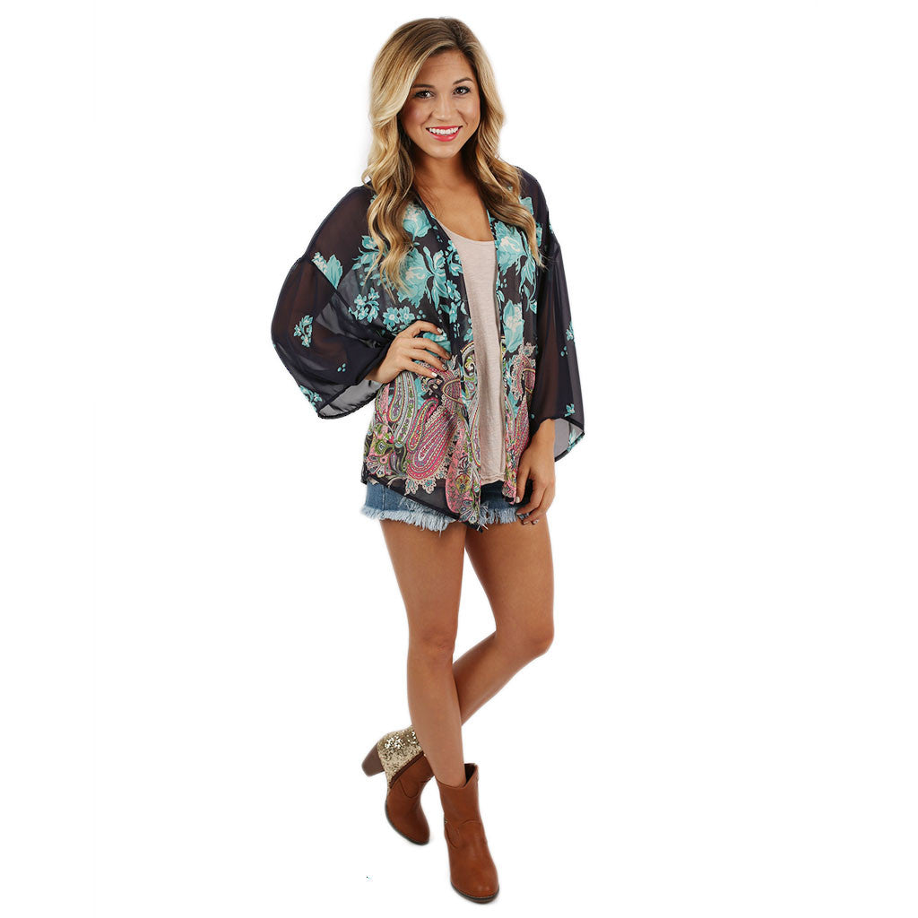 The Hang Out Cardi