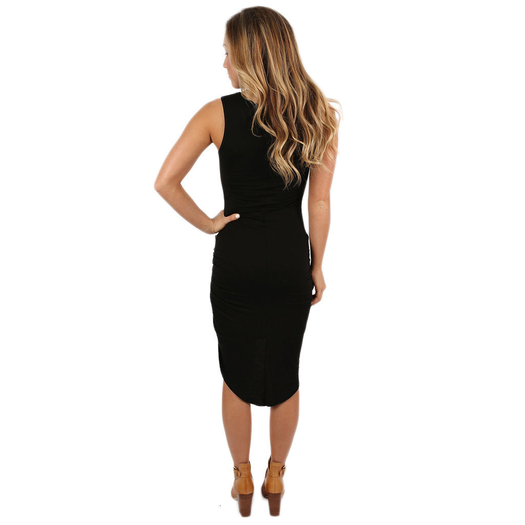 Some Like It Hot Dress Black