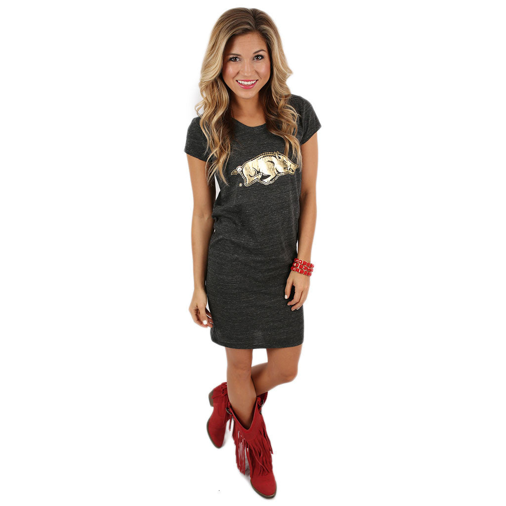 Lakeside Razorback Dress