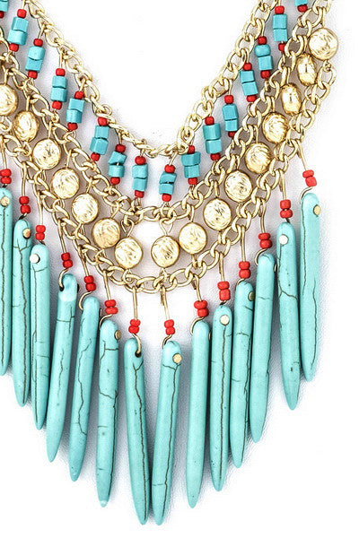 Fields of Beautiful Necklace