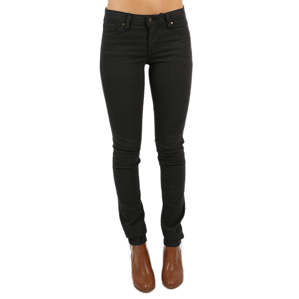 Ultra Skinny Jean in Smokey Black