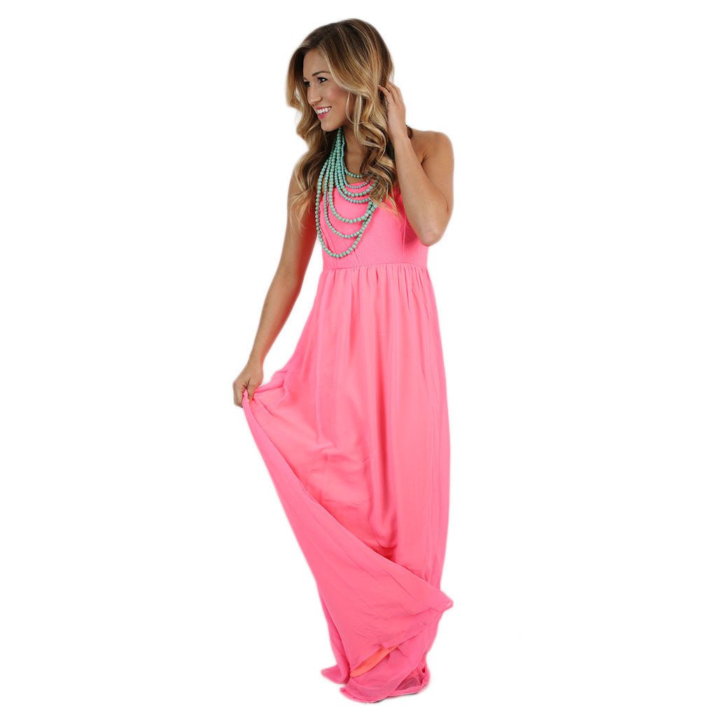 Pink Perfection Maxi