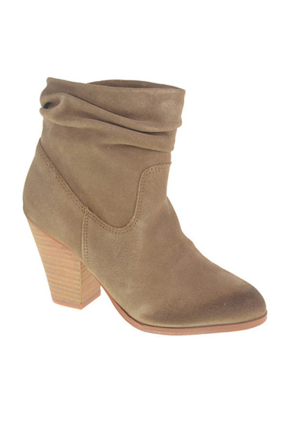 Under Cover Bootie Taupe