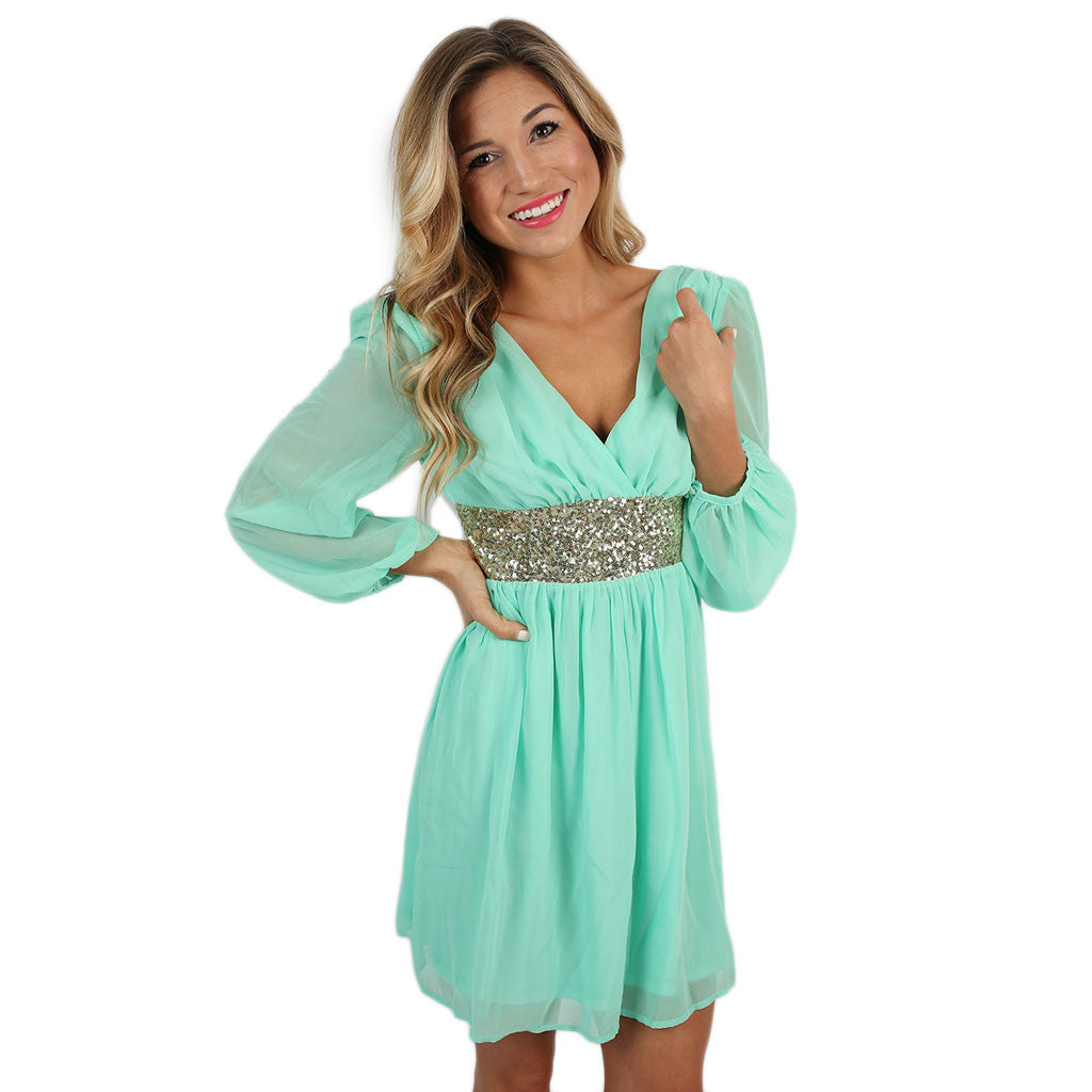 Dancing The Night Away in Mint